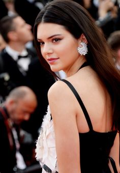 Kendall Jenner in Chanel - 2014 Cannes Film Festival.  (May 2014)
