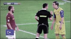 This gif shows the only reason I watch soccer. The actors these soccer players could be.