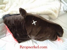 Severed Horse Head Plush like from The Godfathers