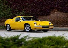de1c233d0a7c Lotus Europa Special 1974 Saw one of these on our travels today