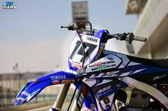 Yamaha YZ 450F Team DP19 Racing Yamaha 2015