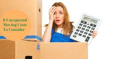 6 Unexpected Moving Costs To Consider - Better Removalist Sunshine Coast Moving Costs, Moving Checklist, Packing Supplies, Making A Budget, Tight Budget, Best Budget, Sunshine Coast, Financial Planning, Being A Landlord