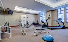 Sun Peaks Grand Fitness Centre