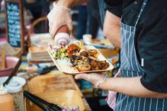 The Ottomen - Middle Eastern and Mediterranean inspired cuisine. Street food, weddings, parties and event catering. University Of Manchester, Free Meal Plans, Packing Tips For Travel, Vegan Friendly, Catering, Healthy Living, Food Porn, Goodies, Nutrition