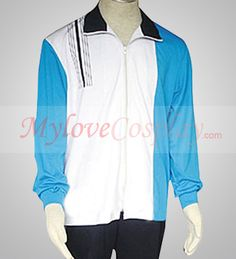 The Prince of Tennis Jacket Long Sleeves School Uniform Cosplay Costume The Prince Of Tennis, Japanese School Uniform, Cosplay Costumes, Adidas Jacket, Hooded Jacket, Winter Jackets, Long Sleeve, School Uniforms, Outfits