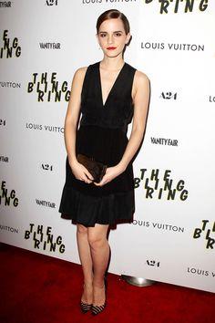 Emma Watson - best dressed