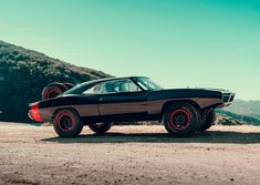 Dom Toretto's Off-Road Charger: Photos by Webb Bland – Inspiration Grid Doms Charger, Carros Off Road, Lamborghini Huracan Spyder, Ferrari 288 Gto, Fast And Furious, Furious 7 Cars, American Muscle Cars, Fast Cars, Cars And Motorcycles