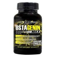 EPG Ostagenin Max delivers lean muscle growth, enhances natural hormones, and increases protein synthesis by 200% by utilizing the synergy of two compounds:  100mg of 5A Hydroxy Laxogenin and 25mg of SARM Ostarine MK-2866.  Laxogenin is a steroidal sapogenin used for its growth promoting ability in plants.  This ingredient helps rapidly increase mass and strength gains without steroidal influence.