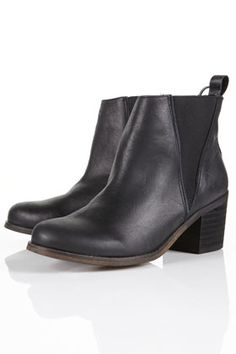 Angus Round Toe Chelsea Boots at Top Shop $150.00