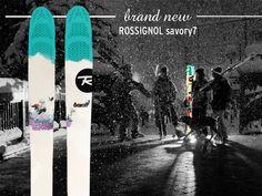 Rossignol Savory 7 Ski www.outdoordivas.com #ski