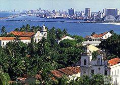 City Tour in Recife & Olinda