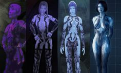 Halo 2 Cortana... - Halo: The Master Chief Collection Message ...