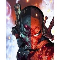 Instagram photo by  DC Comics.  Jun 25 2016 at 6:49am UTC  Late night Deathstrok... Instagram photo by  DC Comics.  Jun 25 2016 at 6:49am UTC  Late night Deathstroke! | #igers #instahub #instagood #instagramhub #iphonesia #instagrammers #amazing #beautiful #photo #entertainment #picture #photooftheday #pictureoftheday #warnerbrothers #superheroencyclopedia by superheroencyclopedia.com
