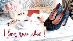 Sparkley Shoes!