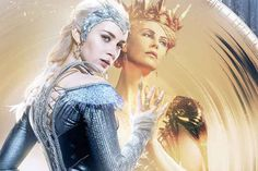 Charlize Theron and Chris Hemsworth Face Off in 'The Huntsman: Winter's War' Trailer
