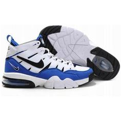 c62d63d01969b Nike Air Trainer Max 2 94 Charles Barkley Shoes White Blue Black Sport Sport