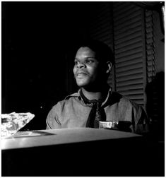 during Donald Byrd's Byrd In Hand session, Hackensack NJ, May 31 1959 © Francis Wolff Jackie Mclean, Francis Wolff, Jazz, Davis Cup, Self Design, News Studio, Black History, Masters, King
