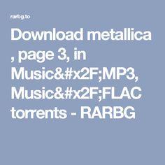 Metallica i disappear flac download.