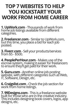 How to Generate Income From the Internet - Top 7 Websites To Help You Kickstart Your Work From Home Career - Wisdom Lives Here How to Generate Income From the Internet - Here's Your Opportunity To CLONE My Entire Proven Internet Business System Today! Ways To Earn Money, Earn Money From Home, Money Tips, Way To Make Money, Make Money Online, How To Make, Online Earning, Legit Work From Home, Work From Home Jobs