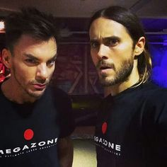 Jared and Shannon <3