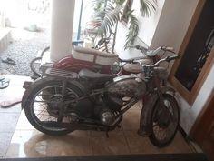 Lapak Motor Antik DKW dan Adler - KUDUS - LAPAK MOBIL DAN MOTOR BEKAS