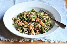 A Salad for Spring: Quinoa Salad from Fine Cooking — Recipe Review