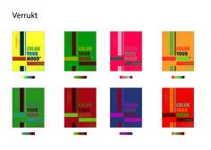 fase 2 : kleurpallet : verrukt