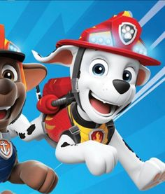 Cloverfield 2, Paw Patrol Marshall, Los Paw Patrol, Paw Patrol Birthday, Rescue Dogs, Christmas Decorations, Puppies, Live, Pictures