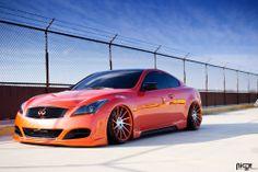 Infiniti Surge - Brushed and Polished Pirelli P Zero Nero Infiniti G37s, Infiniti Q50 Sport, Nissan Infiniti, Tuner Cars, Jdm Cars, Tt Tuning, G37 Sedan, Slammed Cars, Street Racing Cars