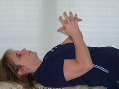 Stroke rehab     Passive range of motion (pROM) helps prevent joint contractures and maintain joint flexibility for the paralyzed limb. It is done by passively moving a limb through its available range of motion. The stroke survivor can perform the exercises alone or have a caregiver help. The following are examples of how to do self passive range of motion arm exercises without assistance from a caregiver.       Clasp Hands  Lying down, clasp your hands together to prepare for doing