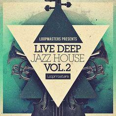 Live Deep Jazz House Vol.2 WAV REX2-MAGNETRiXX, wav rex2 samples-audio, WAV, REX2, MAGNETRiXX, Live Deep, Live, Jazz House, Jazz, House, Deep, 124 BPM