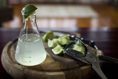 Reduce fat overnight - lime cinnamon and honey