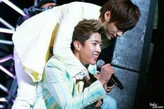 They never fail to make my heart beat like crazy. OmO myungyeol is life