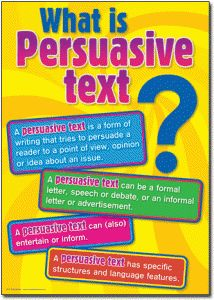 are persuasive essays in present tense
