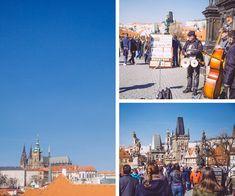 Le Pont Charles de Prague Pont Charles, Visit Prague, Travel