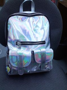 Holographic backpack!