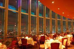 Bellini: El Restaurante Giratorio en Ciudad de México