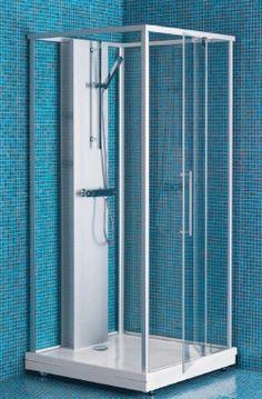 Macro Kabin Box One, höjd 208cm  Pris: 18495 kr, Fri frakt - Kök och Badrum på nätet - Smarthem.se