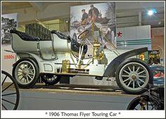 1906 Thomas Flyer by sjb4photos, via Flickr