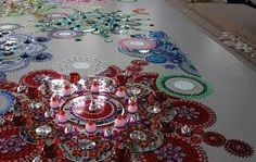 textile installation art - Google Search