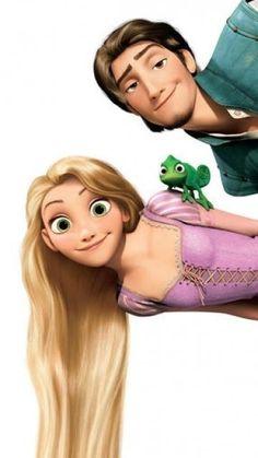 Hd Rapunzel Disney smartphone wallpapers