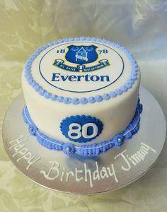 everton fc birthday cake more shirley s cakes everton fc fc birthday ...
