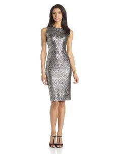 Tiana B Women's Sleevless Metallic Knit Dress, Black/Gold, 8 Tiana B,http://www.amazon.com/dp/B00EVI30RM/ref=cm_sw_r_pi_dp_SLu1sb1SNK57VTKT