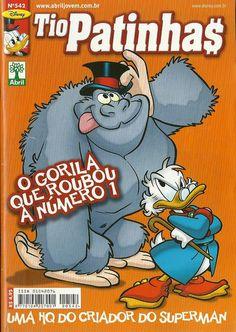 Cover for Tio Patinhas (Editora Abril, 1963 series) #542