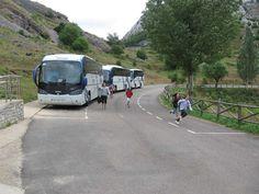 Galería de fotos » Excursiones - Cueva de Valporquero   GMR summercamps
