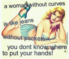 Real Women Have Nerves: an article challenging the popular mantra of 'Real Women Have Curves'. MORE THAN WORTH THE READ.