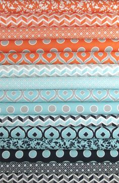 Studio M for Moda, Mixologie in FAT QUARTERS 15 Total