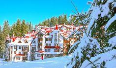 Oferta Munte Ski Hotel Complex The Castle Bulgaria Pamporovo Winter Season, Bulgaria, Trip Advisor, Skiing, Castle, Seasons, Landscape, Places, Outdoor