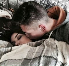 I will always wake you up with kisses. #soulconnection #reallove #love