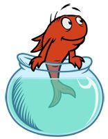 Drseussfishbowl for Seussical coloring pages